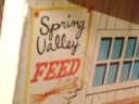Spring Valley Feed Poster