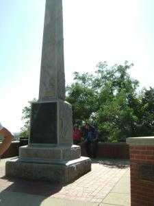 Council Bluffs Lincoln Memorial