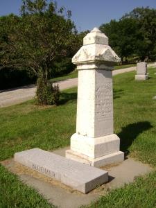 Amelia Bloomer's Grave