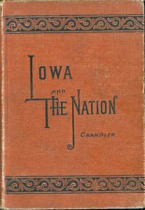 Cover of Iowa and the Nation