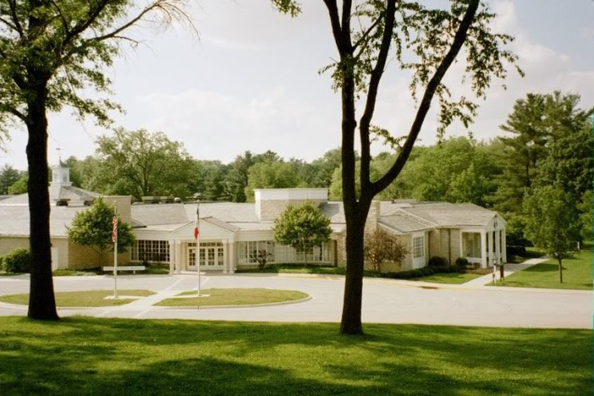 Herbert Hoover Presidential Library and Museum - West Branch, Iowa