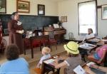 Presenting in Schoolhouse