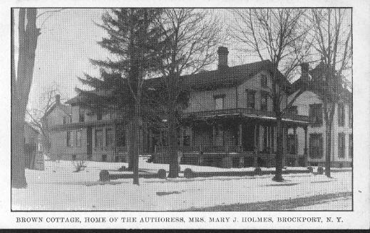 Brown Cottage