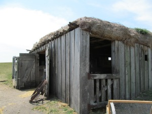Hay Barn at Ingalls Homestead