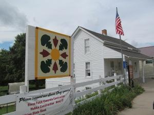 Laura Ingalls Wilder Park and Museum, Burr Oak IA