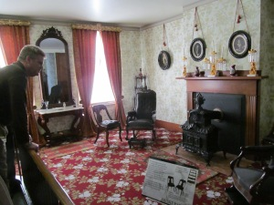 Lincoln House Interior 2013