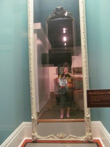 Mark Twain Mirror