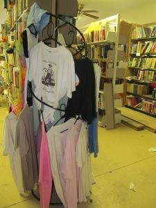 T-shirt Display