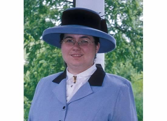 Edwardian Sarah