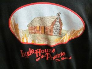Little House on the Prairie the Musical T-Shirt