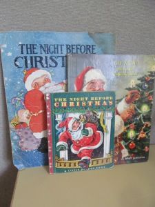 Our Versions of the Night Before Christmas