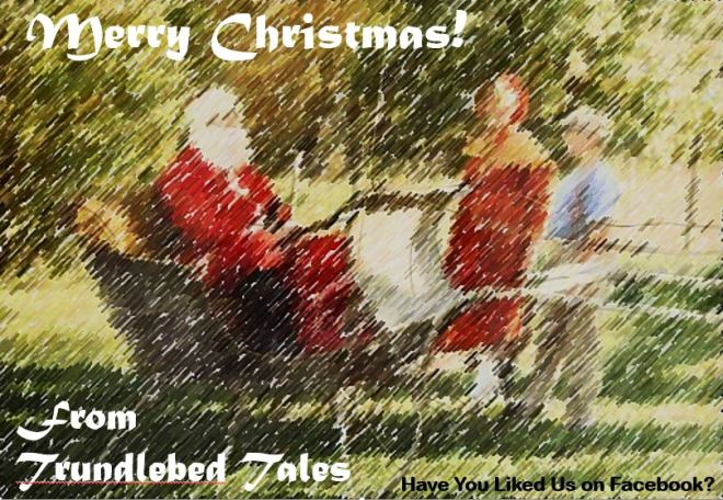 Merry Christmas From Trundlebed Tales 2