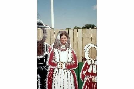 Sarah Uthoff at Walnut Grove Laura Ingalls Wilder Museum