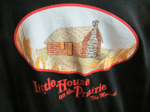 Little House on the Prairie the Musical T-Shirt