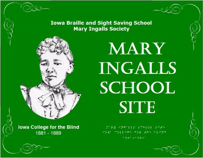 Mary Ingalls Sign Final