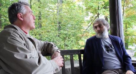 Doug Stratton and Eric Grayson