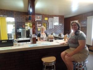 Sarah in Nellie's