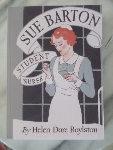 Sue Barton Book 1 Cover