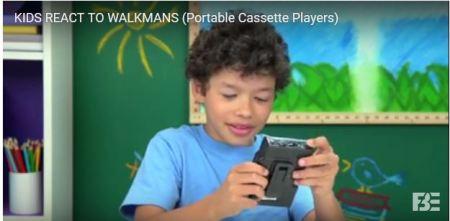 Walkman Capture