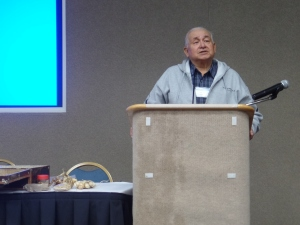 Jerome Kills Small, Harvesting Native Foods and Medicines