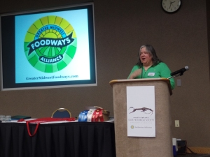 Catherine Lambrecht, Greater Midwest Foodways Alliance