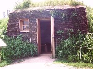 Sod House Replica Walnut Grove MN