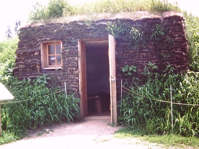 Sod House Replica Walnut Grove MN