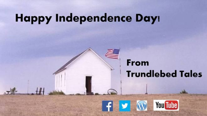 July 4th Trundlebed Tales