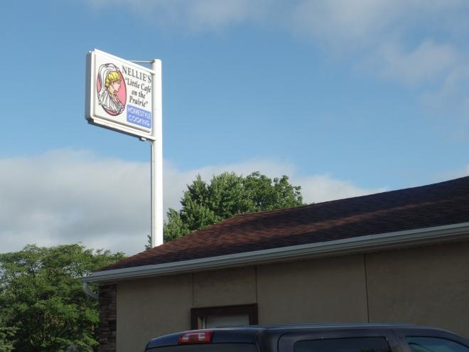Nellie's Restaurant Exterior
