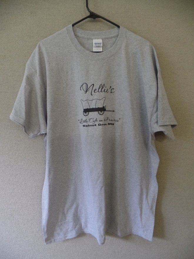 Nellie's Restaurant T-shirt