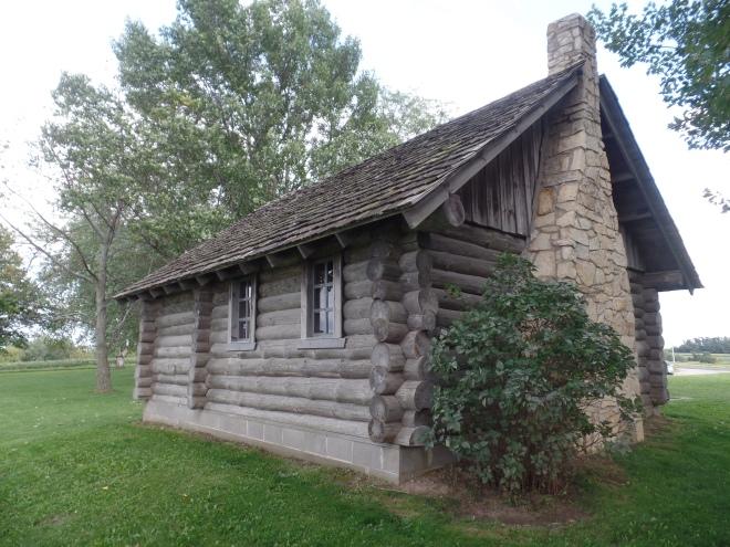 Pepin Replica Cabin