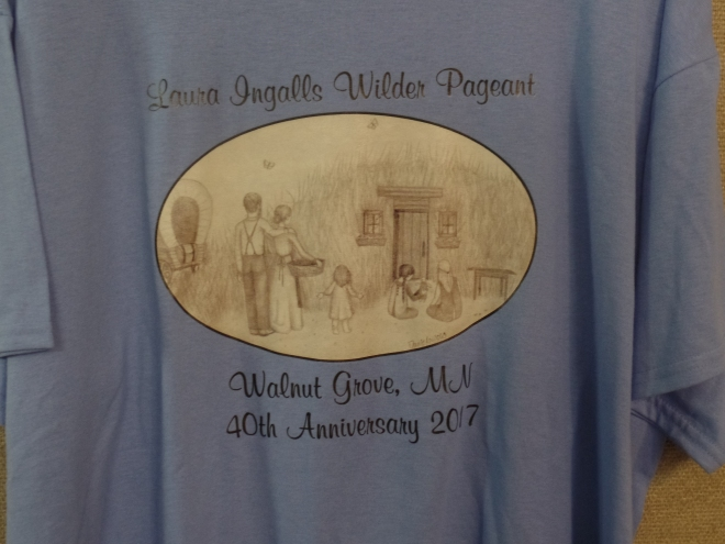40th Anniversary of Walnut Grove Pageant T-Shirt