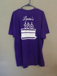 De Smet 150th Anniversary T-Shirt 2