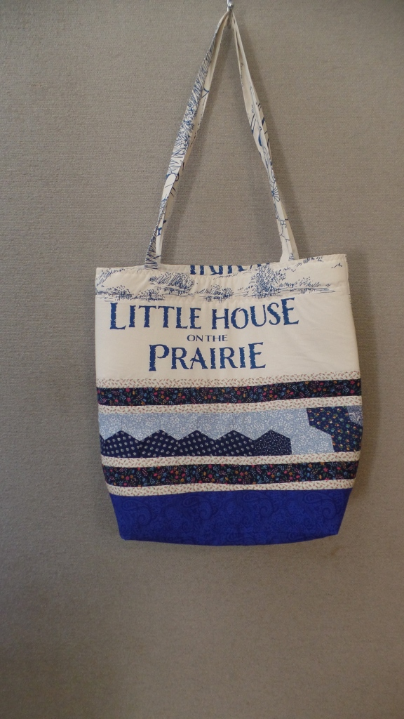 Little House on the Prairie Bag Wide Shot