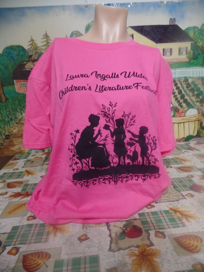 Children's Literature Festival Shirt