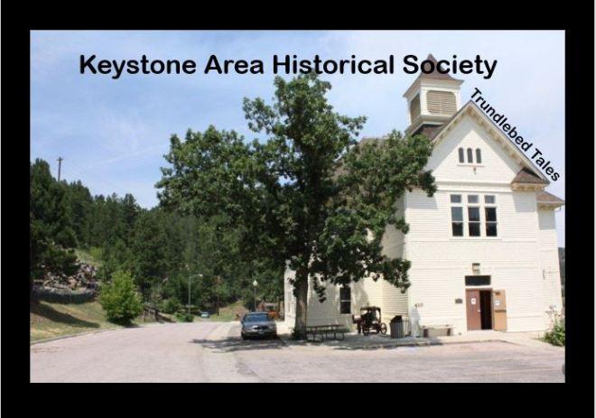 Keystone Area Historical Society Museum Building