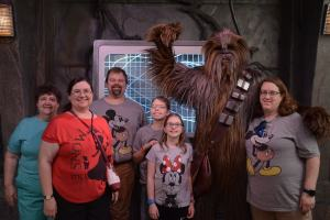 Family and Chewie