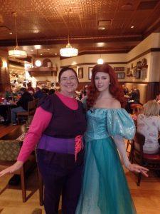 Sarah and Ariel