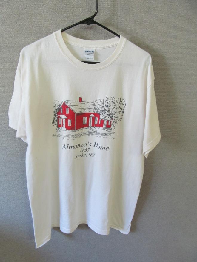 Shirt from Almanzo Wilder Farm New York