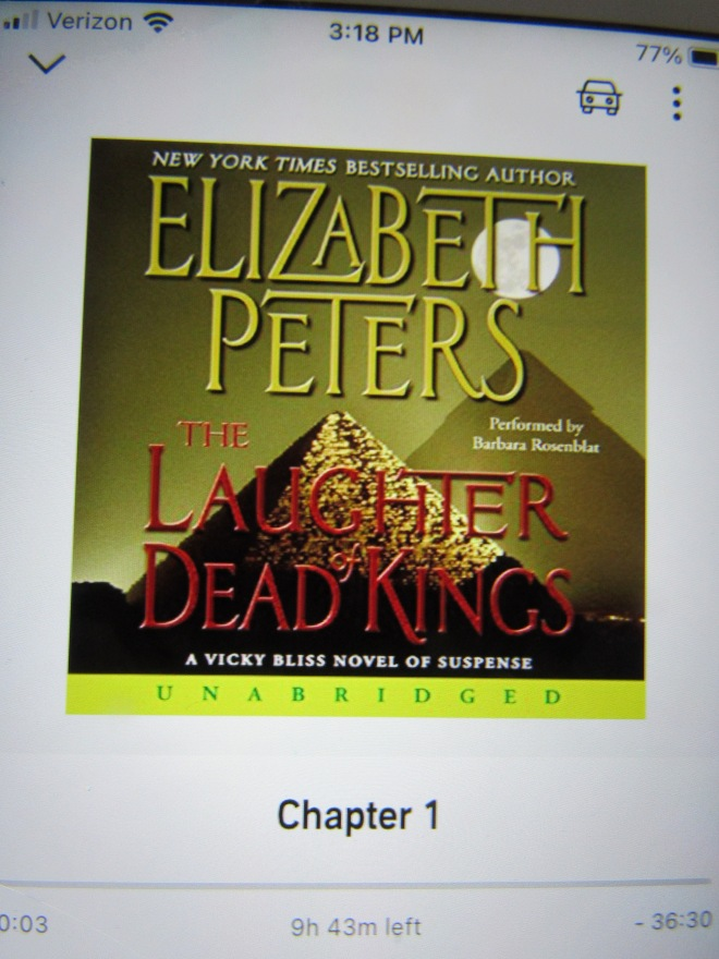 Cover of Laughter of Dead Kings