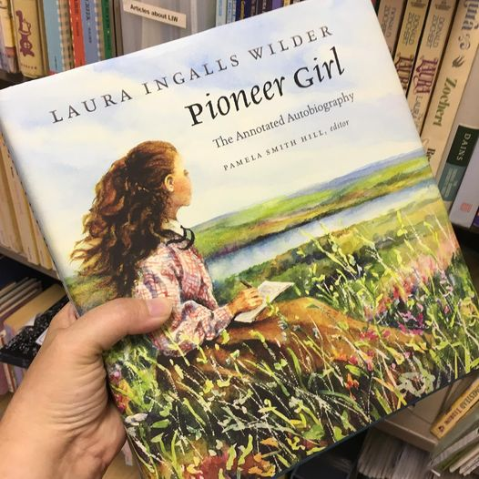 """Cover of """"Pioneer Girl"""""""