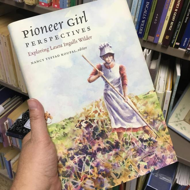 Cover of Pioneer Girl Perspectives
